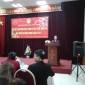 Lãnh đạo Trung Tâm dự buổi Tổng Kết cuối năm 2016 tại Hội Khuyến Học Việt Nam